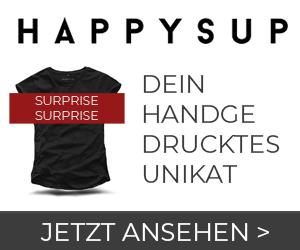 HappySUP - Shirt Edition